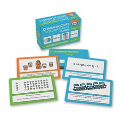 ALGEBRA COMMON CORE COLLABORATIVE CARDS