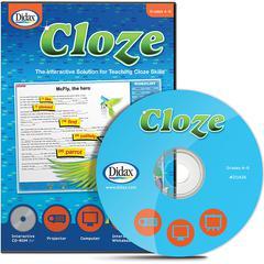 CLOZE INTERACTIVE GRADES 4 - 6