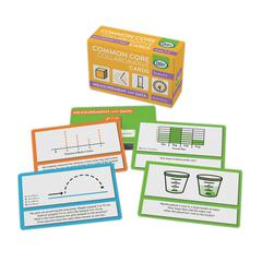 MEASUREMENT AND DATA COMMON CORE COLLABORATIVE CARDS