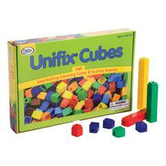 DIDAX UNIFIX CUBES 240 PCS