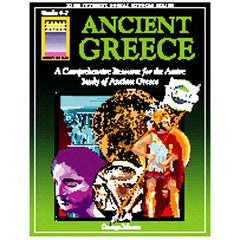 BOOK ANCIENT GREECE GR 4-7
