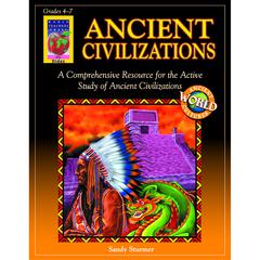 BOOK ANCIENT CIVILIZATIONS GR 4-7