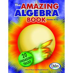 DIDAX THE AMAZING ALGEBRA BOOK
