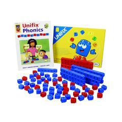 UNIFIX LETTER CUBES SMALL GROUP SET