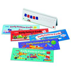DIDAX UNIFIX EARLY PATTERN FLIP BOOK COMPLETE SET