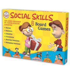 DIDAX SOCIAL SKILLS BOARD GAMES