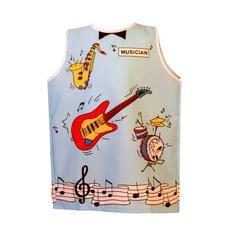 DEXTER EDUCATIONAL TOYS MUSICIAN COSTUME