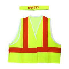 DEXTER EDUCATIONAL TOYS SAFETY JACKET COSTUME