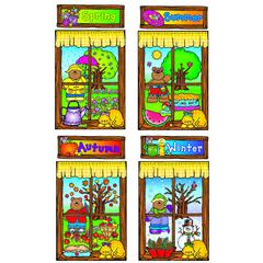 CARSON DELLOSA FOUR SEASONS WINDOWS BB SET