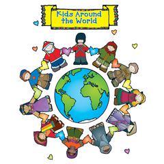 CARSON DELLOSA BBS KIDS AROUND THE WORLD GR PK-2