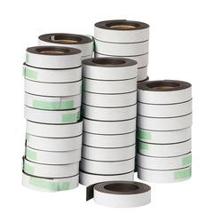 DOWLING MAGNETS MAGNETIC STRIPS 48 ROLLS 1/2 X 30 W/ ADH