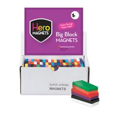 DOWLING MAGNETS BLOCK MAGNET DISPLAY 40 PCS