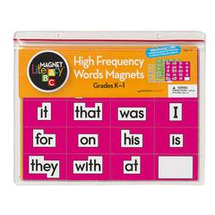 DOWLING MAGNETS MAGNET LITERACY HIGH FREQUENCY WORD MAGNETS GR K-1