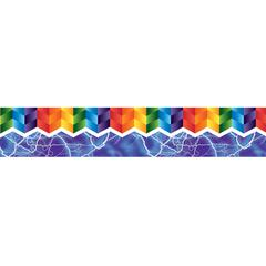DOWLING MAGNETS ZIGZAG & LIGHTING MAGNETIC BORDERS 12ST