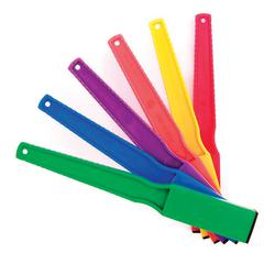 DOWLING MAGNETS 24 PRIMARY COLORED MAGNET WANDS