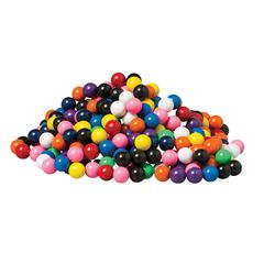 SOLID COLORS MAGNET MARBLES 100-PK