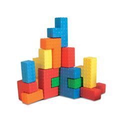 EDUSHAPE STACK EM UP BLOCKS