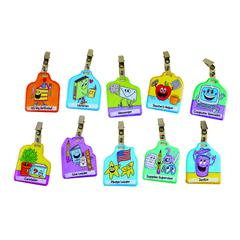 LEARNING RESOURCES THATS MY JOB CLASSROOM BADGES 10PK