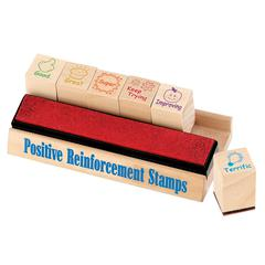 LEARNING RESOURCES POSITIVE REINFORCEMENT STAMPS