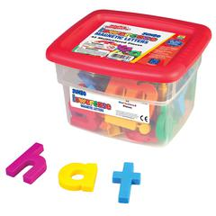 LEARNING RESOURCES ALPHAMAGNETS JUMBO LOWERCASE 42 PCS MULTICOLORED