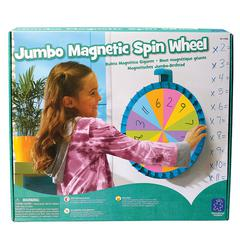 LEARNING RESOURCES JUMBO MAGNETIC SPINNER