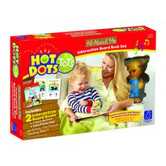LEARNING RESOURCES HOT DOTS TOTS ALL ABOUT ME