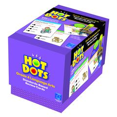 LEARNING RESOURCES HOT DOTS STANDARDS BASED LANGUAGE ARTS 4
