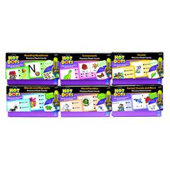 LEARNING RESOURCES HOT DOTS PHONICS PROGRAM COMPLETE