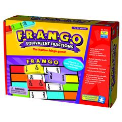 F-R-A-N-G-O EQUIVALENT FRACTIONS