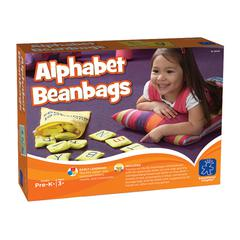 LEARNING RESOURCES ALPHABET BEAN BAGS