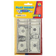 LETS PRETEND PLAY MONEY - BILLS