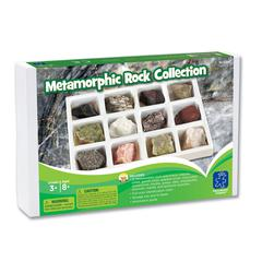 LEARNING RESOURCES METAMORPHIC ROCK COLLECTION
