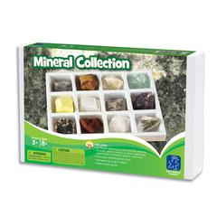 LEARNING RESOURCES MINERALS COLLECTION