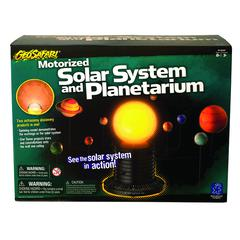 LEARNING RESOURCES MOTORIZED SOLAR SYSTEM