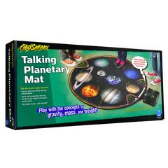 WEIGH OUT TALKING PLANETARY MAT
