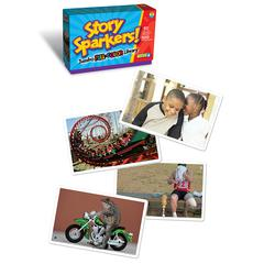LEARNING RESOURCES STORY SPARKERS LIBRARY