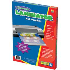 LEARNING RESOURCES CLASSROOM LAMINATOR POUCHES