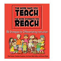 THE MORE WAYS YOU TEACH THE MORE STUDENTS YOU REACH
