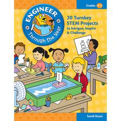 ESSENTIAL LEARNING PRODUCTS ENGINEER THROUGH THE YEAR GR K-2