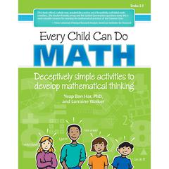 EVERY CHILD CAN DO MATH DECEPTIVE SIMPLE ACTIVITIES TO DEVELOP MATH