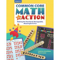 ESSENTIAL LEARNING PRODUCTS COMMON CORE MATH IN ACTION