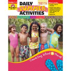 DAILY SUMMER ACTIVITIES GR 1-2