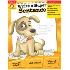 WRITE A SUPER SENTENCE GR 1-3