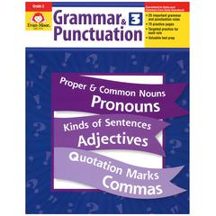 EVAN-MOOR GRAMMAR & PUNCTUATION GR 3