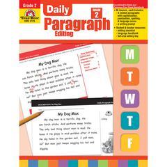 EVAN-MOOR DAILY PARAGRAPH EDITING GR 2