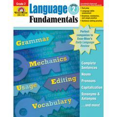 EVAN-MOOR LANGUAGE FUNDAMENTALS GR 2