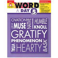EVAN-MOOR A WORD A DAY GR 5