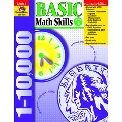 BASIC MATH SKILLS GR 3