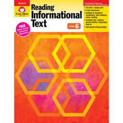 GR 6&UP READING INFORMATIONAL TEXT LESSONS FOR COMMON CORE MASTERY