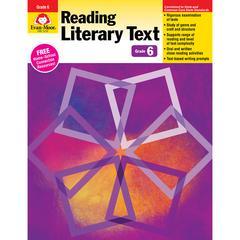 EVAN-MOOR READING LITERARY TEXT GR 6